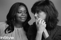 See Exclusive Portraits of Your Favorite Stars at the Toronto International Film Festival 2017 - Octavia Spencer and Sally Hawkins of The Shape of Water from InStyle.com