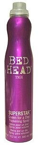TIGI Bed Head Superstar Queen for a Day Thickening Spray 300ml - the perfect product for the perfect day