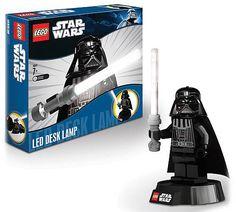 Darth Vader LEGO Star Wars Desk Lamp