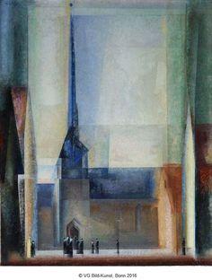 Lyonel Feininger Gelmeroda IX, 1926