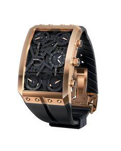 Zermatt V.II Limited Edition Mechanical Skeleton Watch