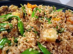 Genius Vietnamese Fried Rice - The Spiced Life Vietnamese Fried Rice Recipe, Vietnamese Recipes, Vietnamese Food, Sauce For Rice, Cambodian Food, Asian Recipes, Ethnic Recipes, Eating Eggs, Recipes From Heaven