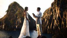 Luciana & Pedro - Fernando de Noronha | Elopement Wedding