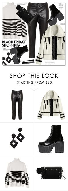 """Steal Those Deals: Black Friday"" by duma-duma ❤ liked on Polyvore featuring Elena Mirò, Kenneth Jay Lane, Le Métier de Beauté and blackfriday"
