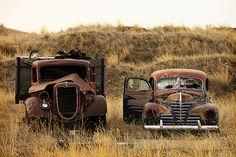 Rotting Jalopies by Todd Klassy, via Flickr