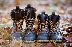 We're bringing out our duck boots - crafted in Maine since club monaco Club Monaco, Botas Bean, Ll Bean Duck Boots, A Well Traveled Woman, Heritage Brands, Hunter Boots, Pairs, Style Inspiration, Shoes