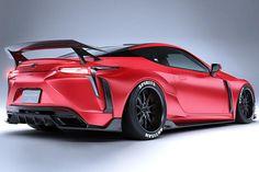 Lexus Sports Car, Lexus Cars, Jdm Cars, Daihatsu, Drones, Lexus Lc, Wide Body Kits, Toyota Cars, Toyota Avensis