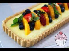 No Bake Dessert | 15 minute Fruit Tart Recipe | My Cupcake Addiction - YouTube