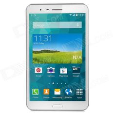 """SANEI A78 7"""" IPS Octa-Core Android 4.2.2 Tablet PC w/ 2GB RAM, 16GB ROM, 3G, Wi-Fi - White Price: $204.64"""