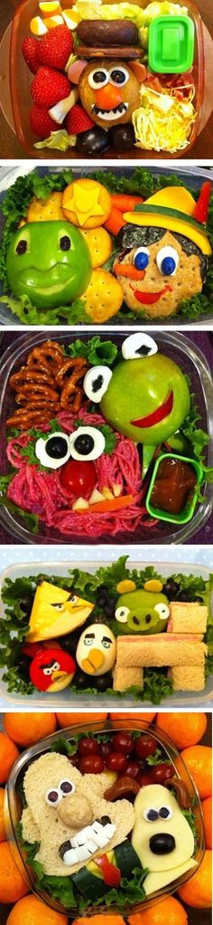 my kids would like this for their meals! LOL @Kimberly Tyrrell and @Kelly Sullivan