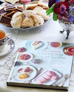 Featured in our September issue, Afternoon Tea at Home by Will Torrent would make a beautiful addition to any tea aficiando's recipe book collection. Visit our Facebook page to enter for your chance to win a copy! . . . #tea #teatime #teabook #teatime #recipe #book #giveaway #afternoontea #food #hightea #teaparty #scones #sweets #savories #cakes #delicious  via ✨ @padgram ✨(http://dl.padgram.com)