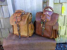 LeatherWerk: Customized Saddleback Leather Backpacks