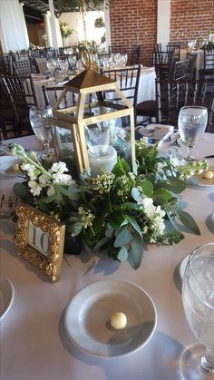 Floral Wedding Centerpieces Planning and Tips - Love It All