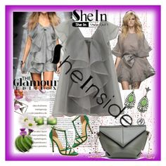"""SheInSide III / 4."" by esma178 ❤ liked on Polyvore featuring moda"