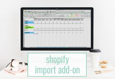 Shopify Import Add-on