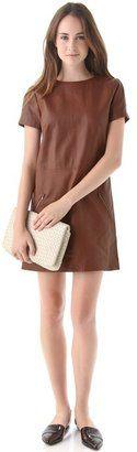 Jenni Kayne - Leather Zip Dress - $995.00 - Click on the image to shop now