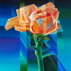 """"""" Rose"""" by Eugene Melamed"""