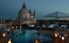 redentore terrazza suite gritti palace