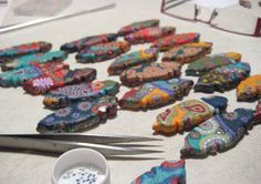 Polymer Clay How-To Secrets Revealed with Cynthia Tinapple