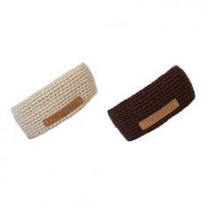 De Essential U #hoofdband van @poederbaas draagt comfortabel en houdt de oren en het voorhoofd aangenaam warm.