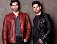"Bollywood superstars Sidharth Malhotra and Aditya Roy Kapur are all set to sip ""a handsome cup of Koffee"" with Karan Johar. Bollywood Stars, Bollywood Fashion, Bollywood Celebrities, Bollywood Actress, Punjabi Men, Famous Indian Actors, Roy Kapoor, Koffee With Karan, Karan Johar"