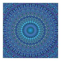 Decorate your walls with Blue canvas prints from Zazzle! Choose from thousands of great wrapped canvas to beautify your home or office. Blue Canvas Art, Canvas Art Prints, Victorian Decor, Antique Decor, Hippie Home Decor, Boho Decor, Home Interior, Interior Modern, Mandala Canvas
