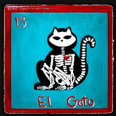 Artist Krissi Sandvik's Skelekitty Was an Accidental Sensation   Catster