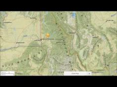 WATCH Today's Yellowstone Super Volcano Report, Moderate Earthquake and ...