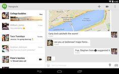 Google Hangouts 2.1 Update noch diese Woche