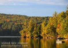 Autumn in New England by Michael Mooney  #fallphotography