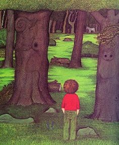 all time favor illustrator Anthony Browne