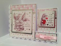 New bebunni love collection from crafters companion launches tomorrow x