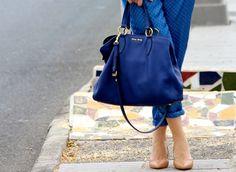 Miu Miu, Street Style!!