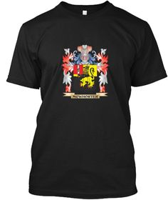 Mcwhorter Coat Of Arms   Family Crest Black T-Shirt Front - This is the perfect gift for someone who loves Mcwhorter. Thank you for visiting my page (Related terms: Mcwhorter,Mcwhorter coat of arms,Coat or Arms,Family Crest,Tartan,Mcwhorter surname,Heraldry,Family  ...)