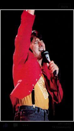 Gotta love the man in red!