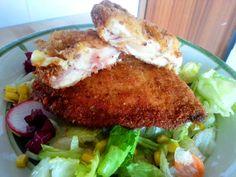 Cordon bleu de pollo – San Jacobos de pollo