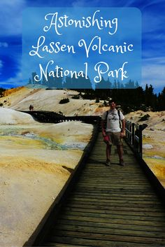 California's Astonishing Volcanic Park: Lassen Volcanic -Are you planning a trip to Lassen Volcanic National Park? Take Chimani with you! We develop 100% free mobile app travel guides for national parks and other outdoor destinations. No cell connection required! Download our apps for iOS and Android at http://www.chimani.com or in the App Store or on Google Play