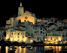 Cadaques - By Night