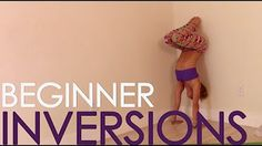How to do Handstand Tuck with Kino Yoga - YouTube