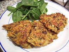 Sweet Potato and Black Bean Patties - A filling, healthy and cheap meal