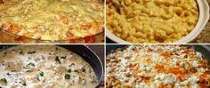 12 nejlepších receptů na chutné těstoviny, které umíte rychle připravit Macaroni And Cheese, Bread, Ethnic Recipes, Top Recipes, Mac And Cheese, Brot, Baking, Breads, Buns