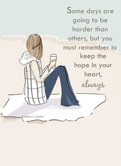 #MJB What a perfect #Pin to Save at this very moment. I just shared a similar comment with my daughter not 10 minutes ago. Without #Hope I don't have much. When it comes to one's own mortality #Hope plays a huge part in our #CircleOfLife ♡ Love it's Love ♡