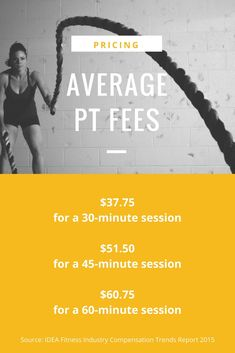 Here are three methods to help you decide how much to charge for personal training, along with the pros and cons of each…