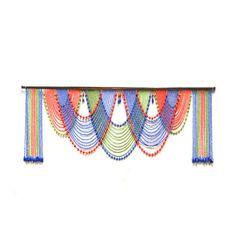 Multicoloured Beaded Toran