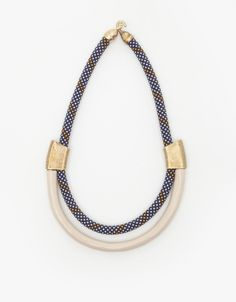 Roxbury Necklace by Orly Genger by Jaclyn Mayer