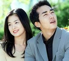 One of the first Korean novelas in the Philippines which caught all of our hearts...Endless Love - Autumn Fairy Tale