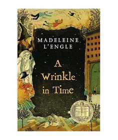 A Wrinkle in Time, by Madeleine L'Engle [A fascinating story...really, I love anything by Madeleine L'Engle.]