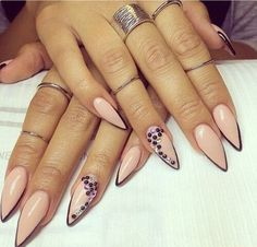 Shared by Luxury Woman. Find images and videos about nails on We Heart It - the app to get lost in what you love.