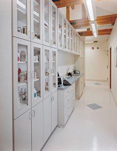91 best veterinary clinic design images on Pinterest | Desk ideas ...