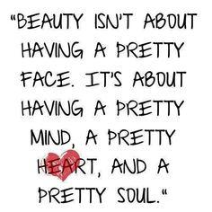 True beauty - Gods way